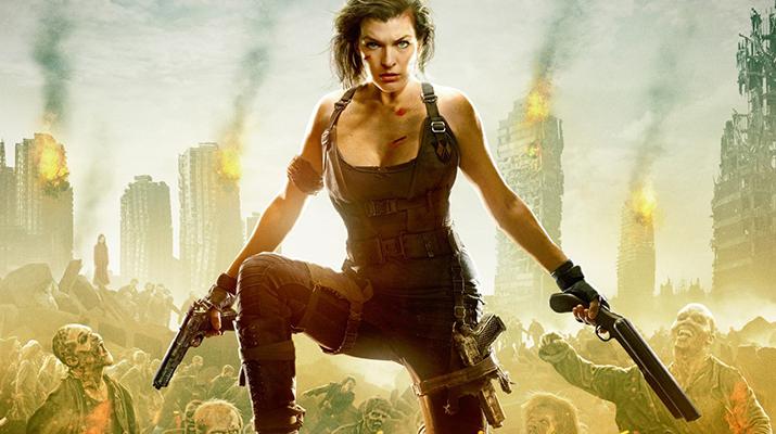 Resident Evil: Un Capítulo Final fuera de serie