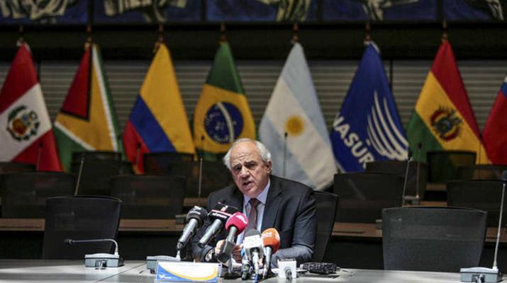 Samper: Diálogo  puede evitar violencia en Venezuela