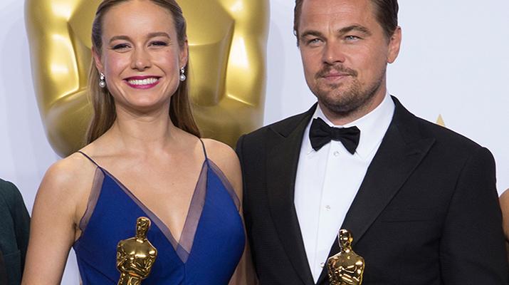 Ganadores de Óscars  presentarán premios