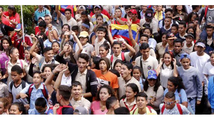 Realizarán marcha en honor al Día de  la Juventud