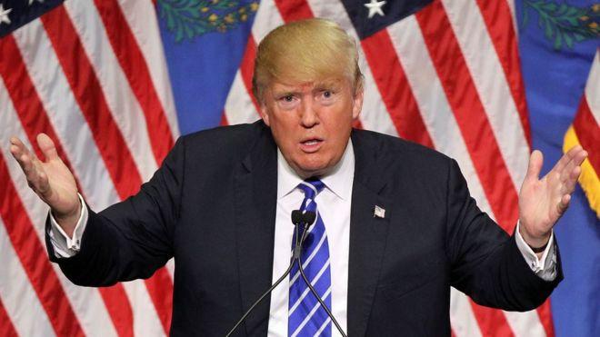 Trump: Redadas migratorias fueron parte de mi campaña