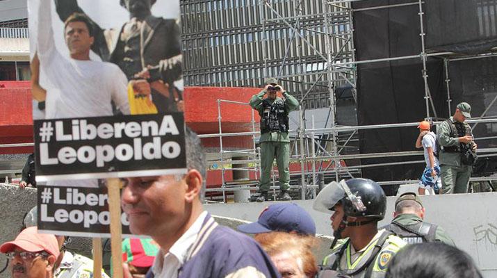 Tribunal Supremo  ratifica condena  contra Leopoldo López