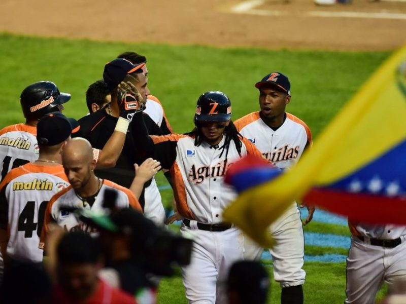 Águilas pasó a la semifinal de la Serie del Caribe 2017
