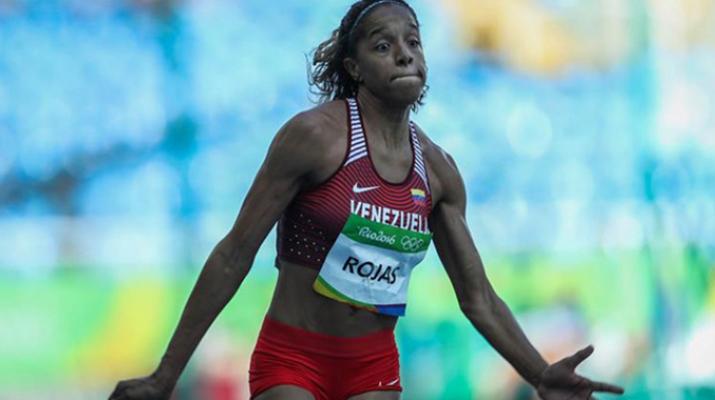 Yulimar Rojas se perderá competencia en Madrid