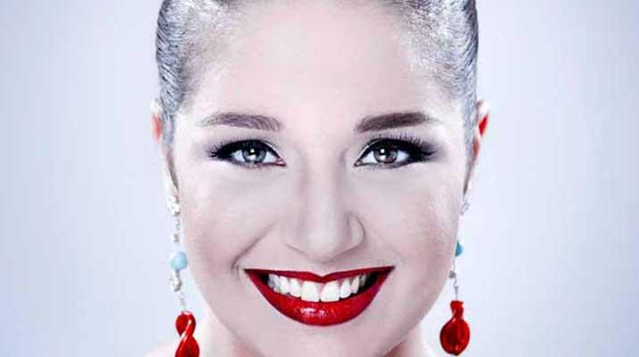 Daniela Alvarado volverá  a las telenovelas criollas
