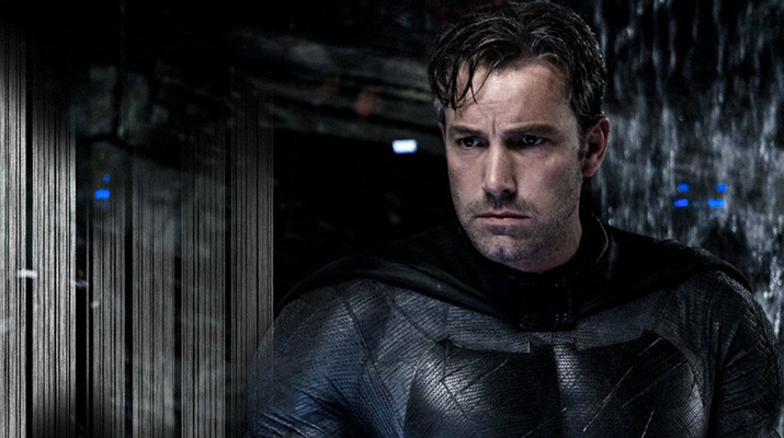 Ben Affleck protagonizará  pero no dirigirá Batman