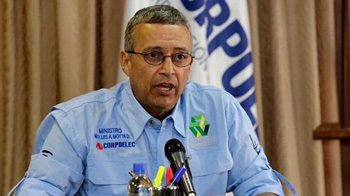Motta: Ataque al  sistema eléctrico dejó dos muertos