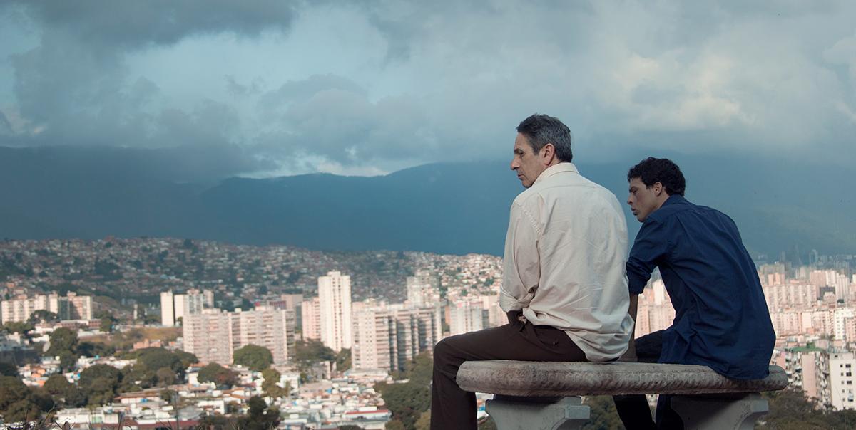 Desde allá fue elegida como la mejor película venezolana de 2016