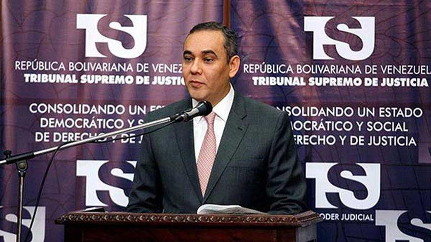 Maikel Moreno fue elegido como nuevo presidente del Poder Judicial