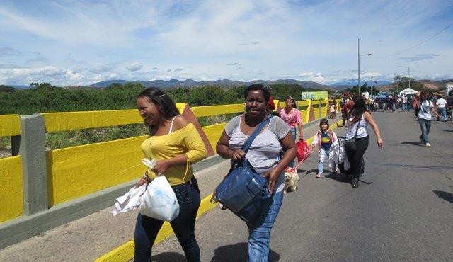 Colombia aprueba pre-registro de Tarjeta de Movilidad Fronteriza
