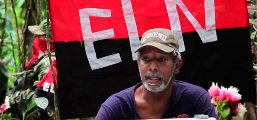 Liberado ex congresista colombiano Odín Sánchez