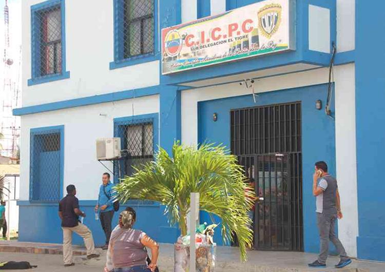 Cicpc desarticuló dos organizaciones delictivas y arrestó a siete delincuentes