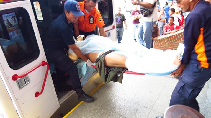 Un muerto y cinco heridos dejó colisión