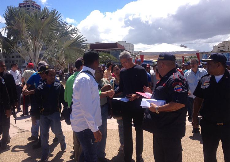 Obreros de Coservas pidieron reunión con gobernador