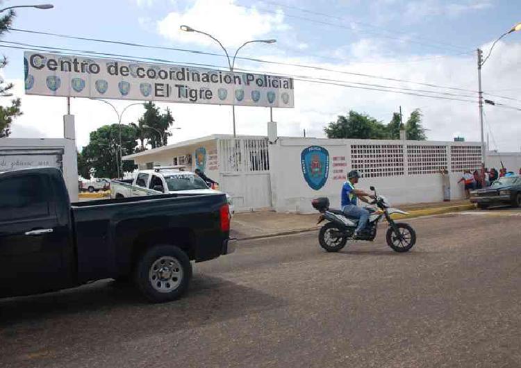 Por hurtar una vivienda arrestaron a cuatro sujetos en una localidad de El Tigre