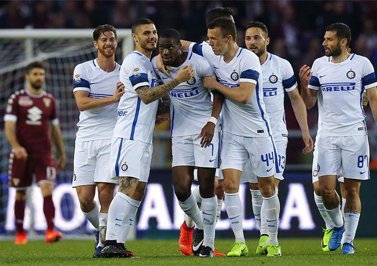 El Inter igualó con el Torino