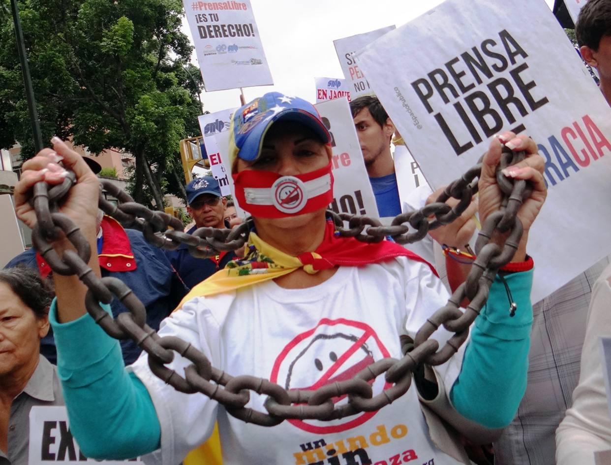 Reporteros Sin Fronteras denunció prohibición de entrada de periodistas a Venezuela