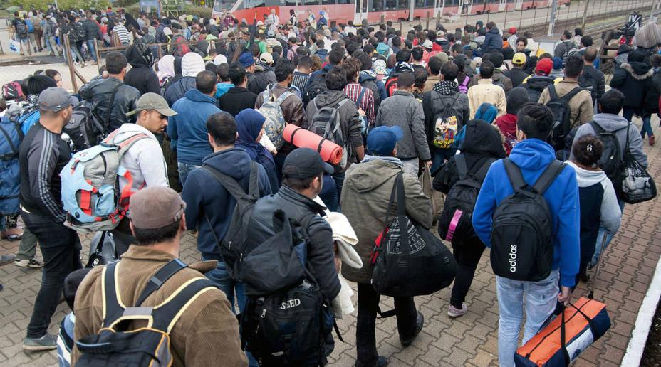 Número de venezolanos en Argentina se duplicó