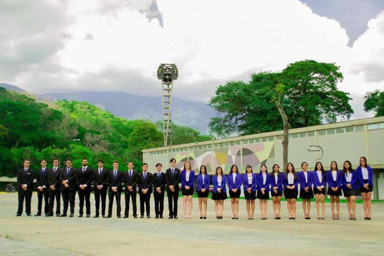 UCV ganó premio a la Mejor Delegación Universitaria