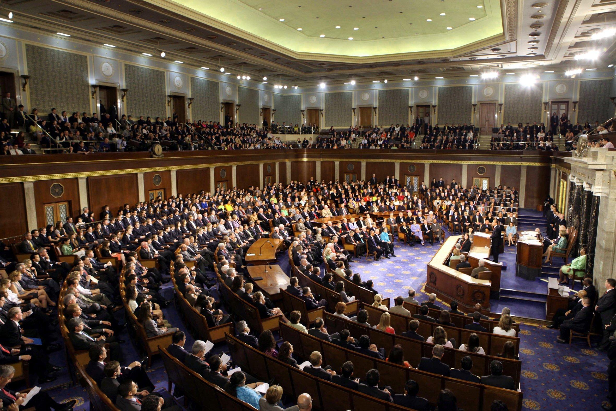 Senado estadounidense aprobó resolución contra el gobierno de Venezuela