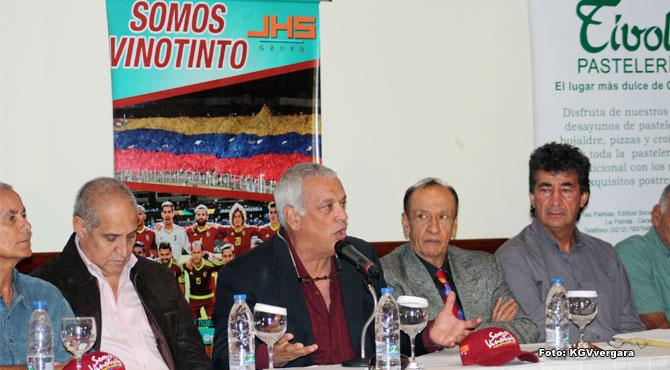 Richard Páez retiró candidatura a la presidencia de FVF
