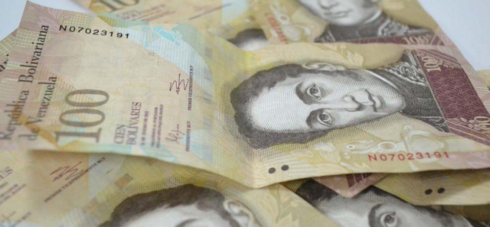 Viceministro Pérez: Billete de 100 bolívares ya puede dejar de circular