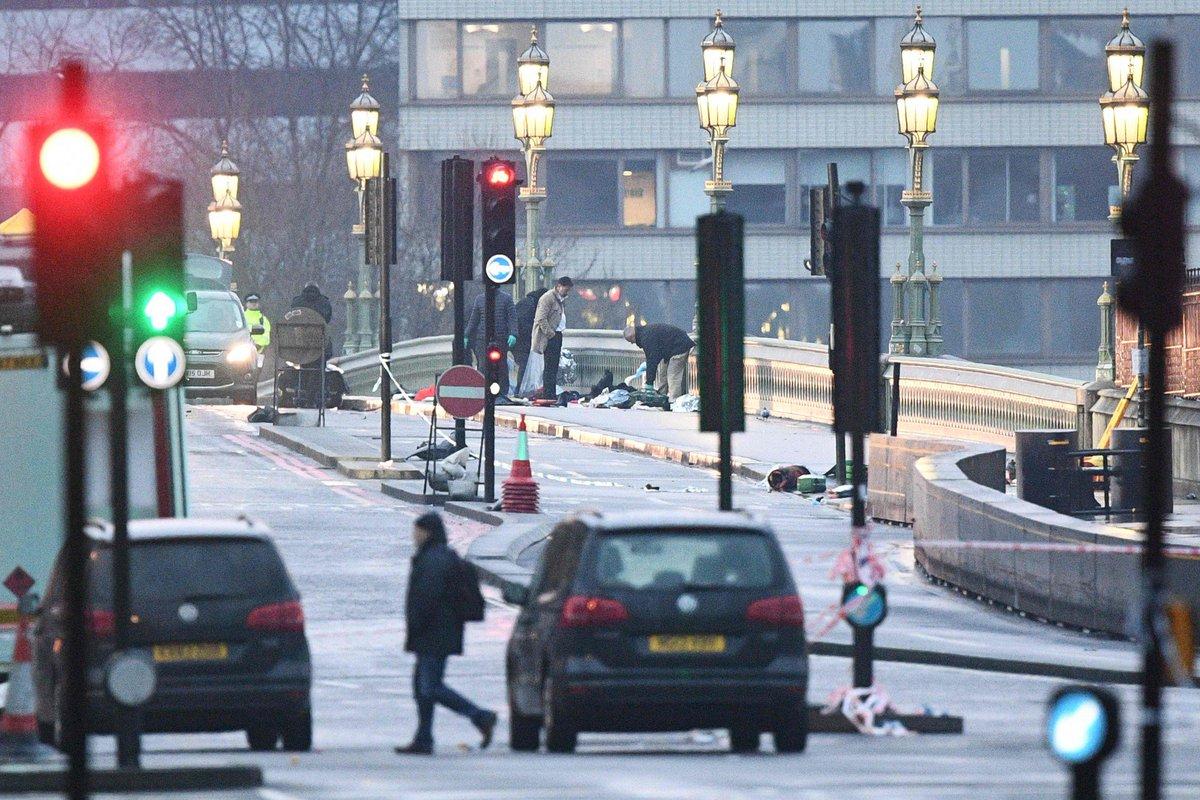 Londres fue víctima de un atentado terrorista