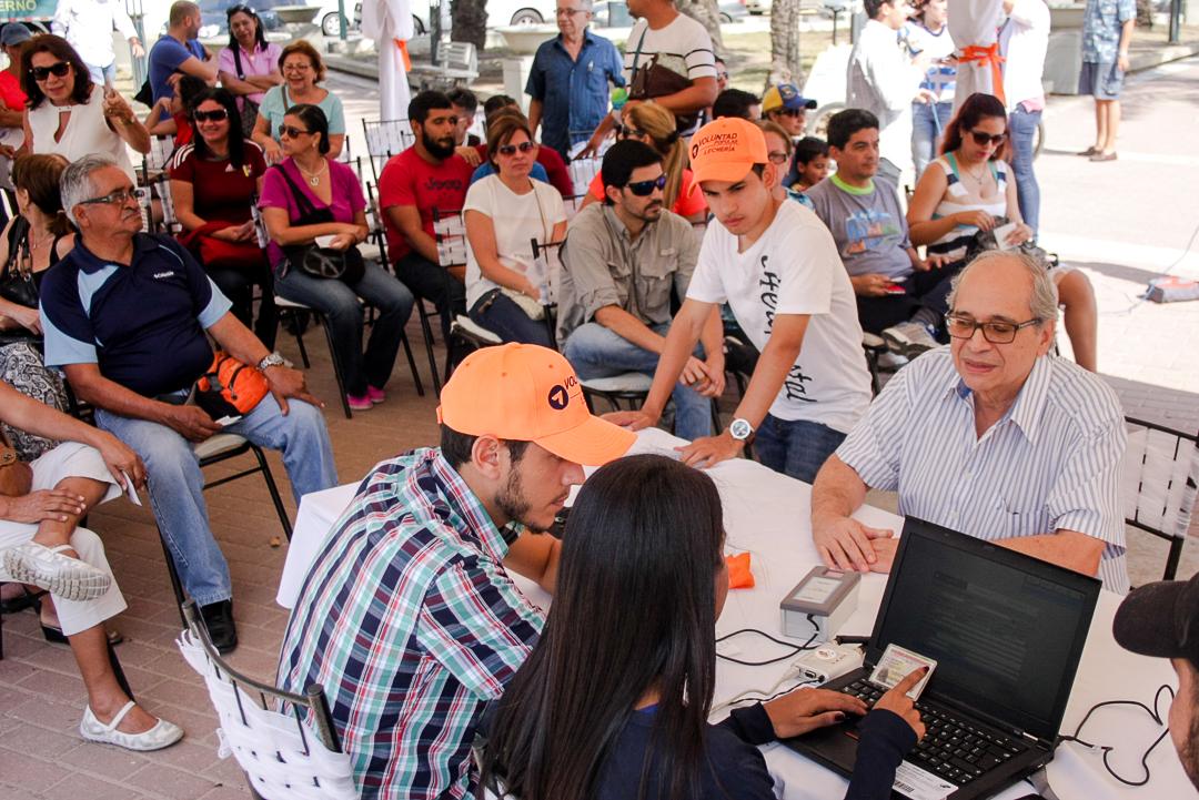 Voluntad Popular sobrepasó meta en Urbaneja y Bolívar