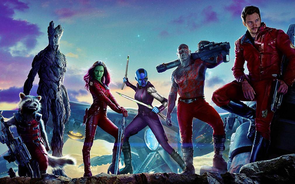 Lanzan nuevo tráiler de Guardianes de la Galaxia