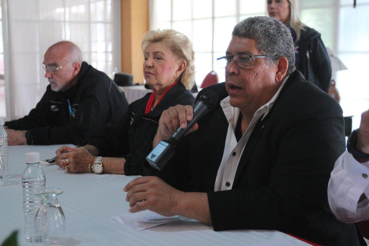 Presentan los  I Juegos Bolivarianos No Tradicionales