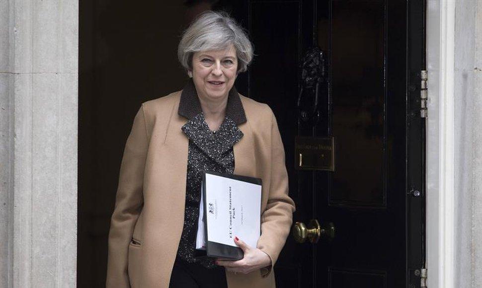 Isabel II sancionará  la Ley de Brexit  en los próximos días