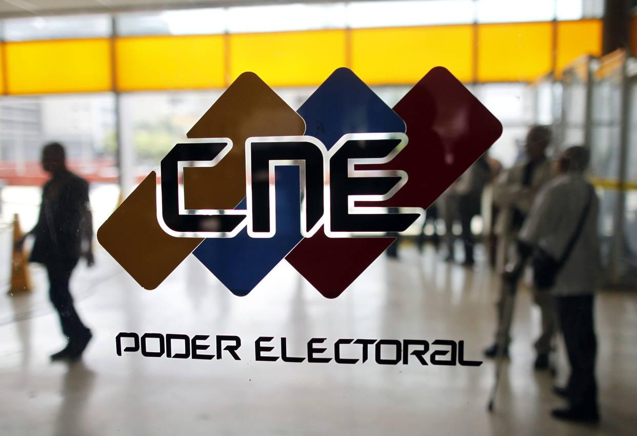 CNE no publicará  nombre de militantes políticos