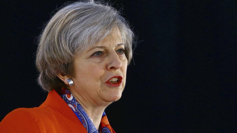 Primera ministra Theresa May activará la Brexit el 29 de marzo