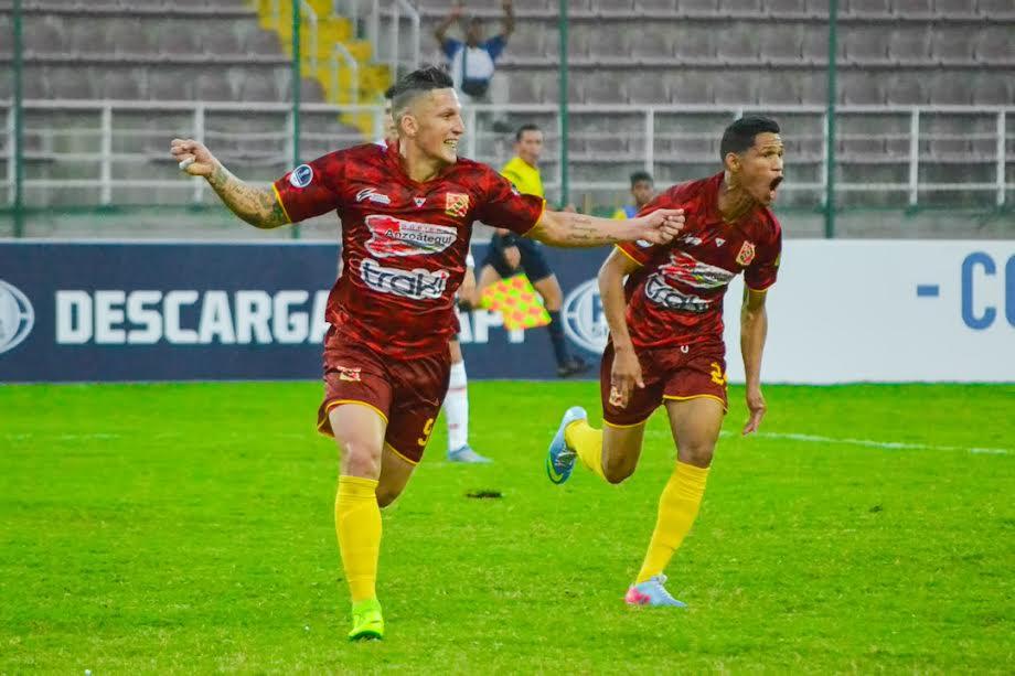 Debut soñado para equipos criollos en Copa Sudamericana