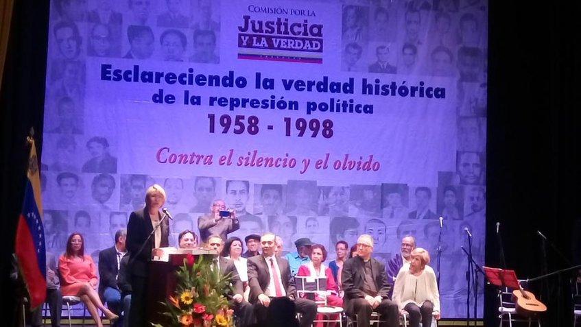 Fiscal General entregó informe final sobre víctimas del Puntofijismo