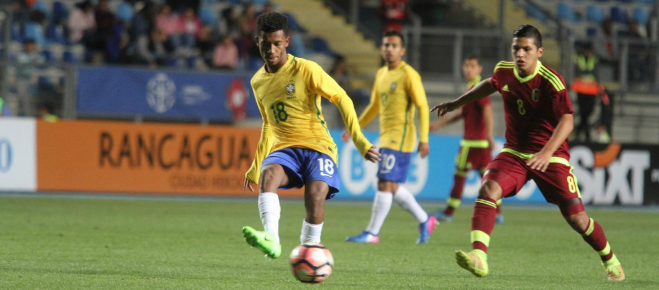 Vinotinto Sub 17 cayó goleada ante Brasil en el hexagonal