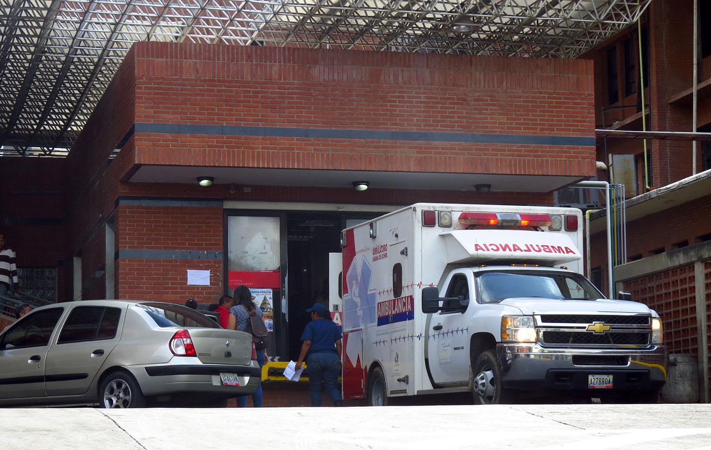 Dos heridos dejó accidente en Clarines