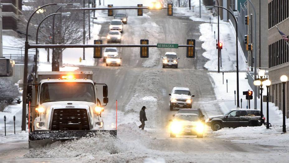 Nueva York, Boston y Philadelphia se prepararon para la peor tormenta del 2017