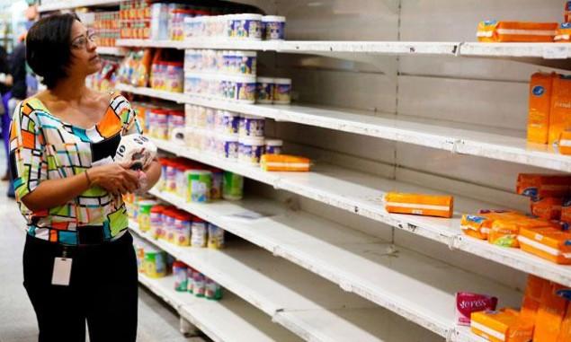 Canasta Alimentaria Familiar aumentó Bs. 44 mil en febrero