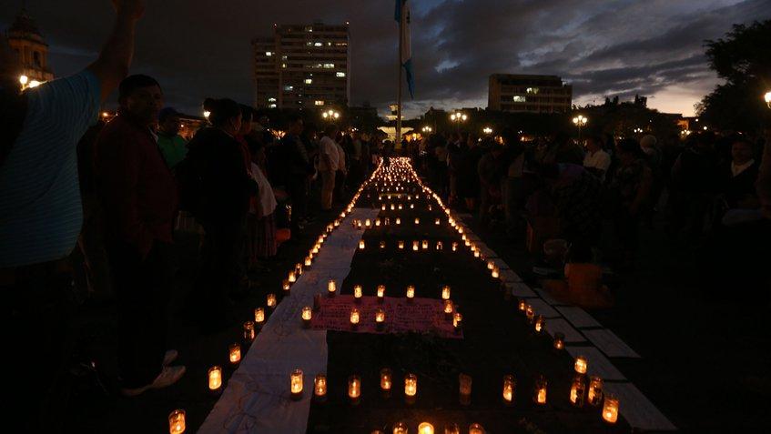 Asciende a 37 las fallecidas en el incendio de Guatemala