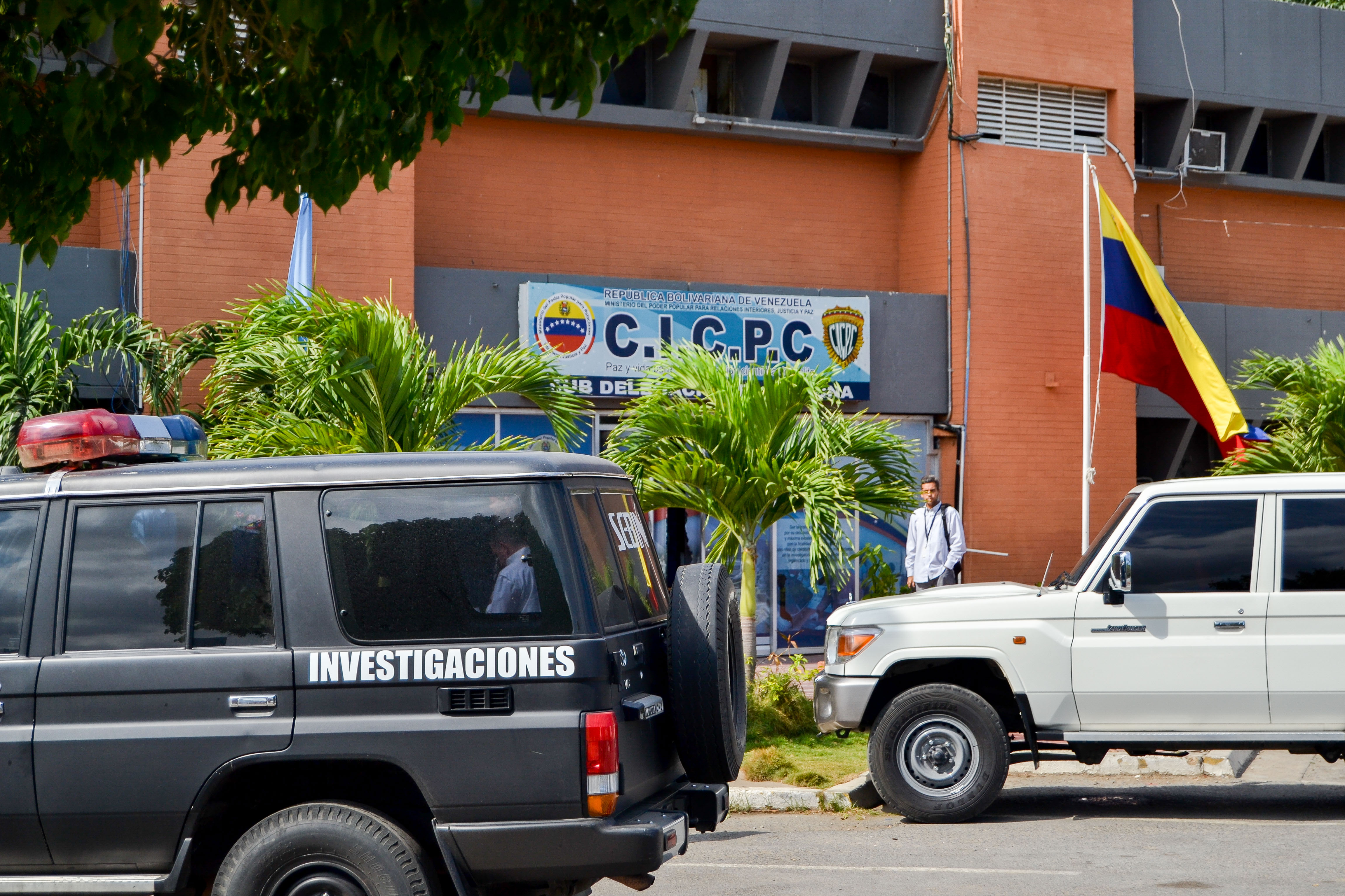 Cicpc capturó a traficantes de material estratégico en Barcelona