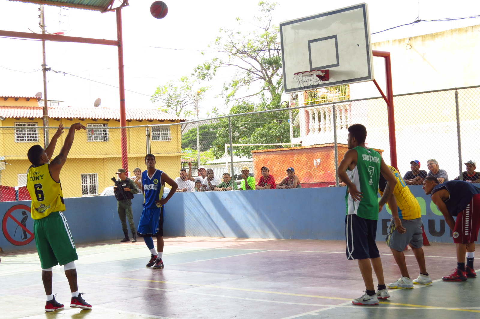 Realizarán cuadrangular de  Baloncesto en Buenos Aires