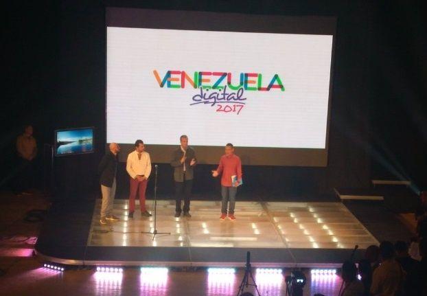 Instalaron Expo Venezuela Digital 2017 en el Teresa Carreño