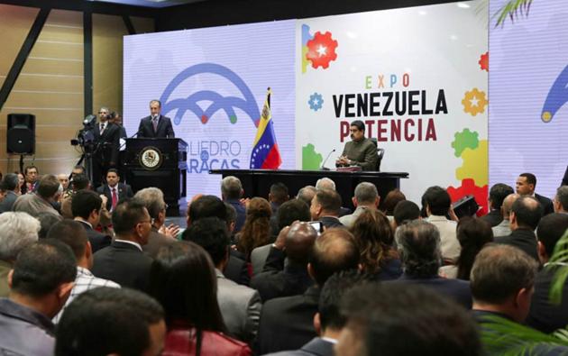 Inicia Expo Venezuela Potencia 2017