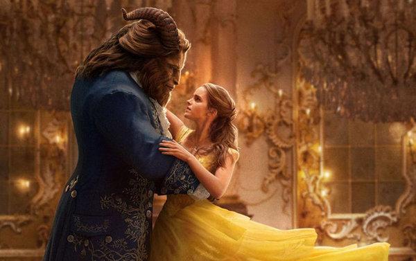 La Bella y la Bestia vuelven a cautivar a la gran pantalla