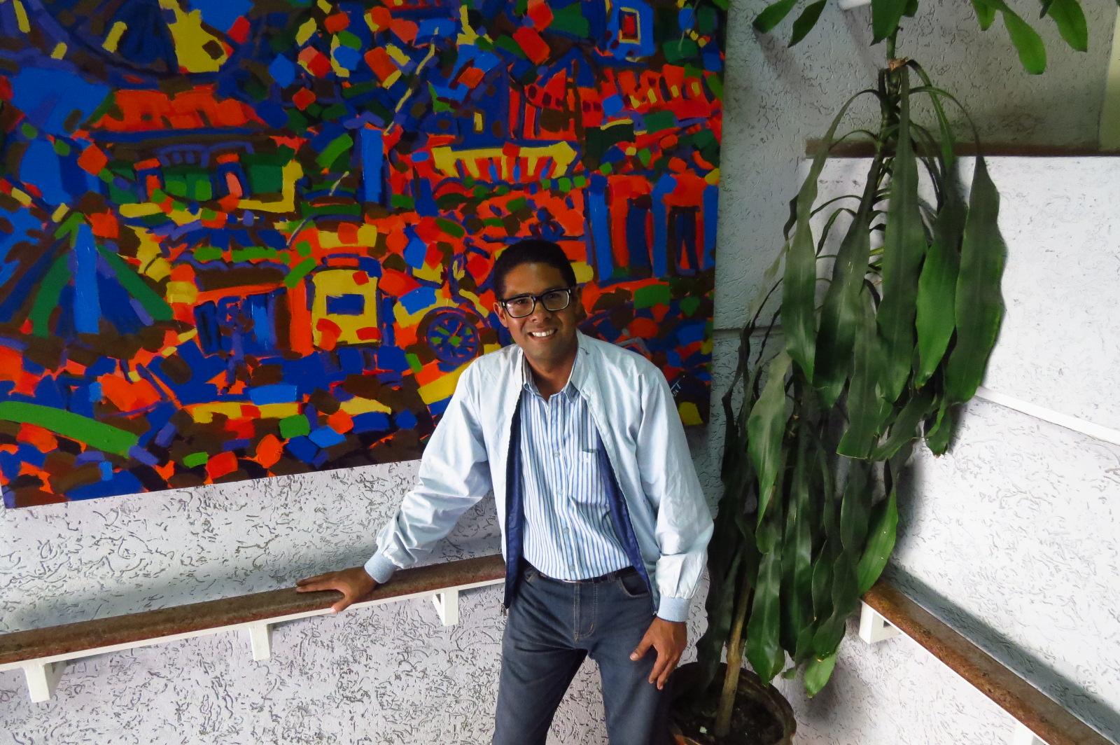 Carlos Nottaro prepara su cuarto disco de sentir llanero