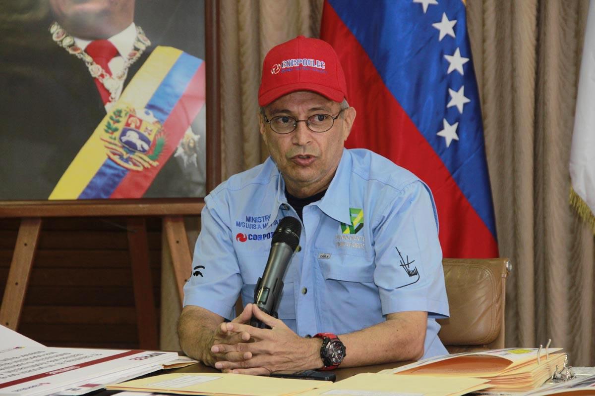 Motta Domínguez: Un fallecido y 2 heridos por ataques al sistema eléctrico del país