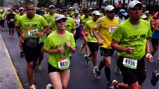 Runners invitó a segundo chequeo para la CAF Maratón