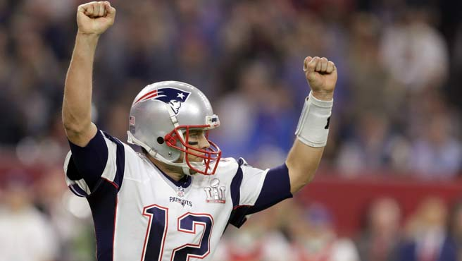 Apareció camiseta perdida de Brady