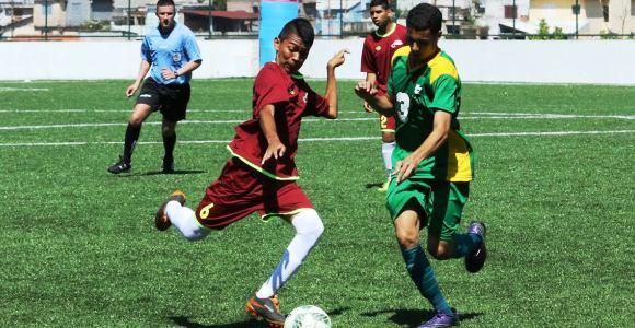 Vinotinto luchará por la medalla de bronce en fútbol siete